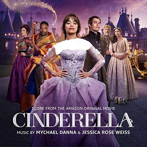 دانلود موسیقی متن فیلم Cinderella (سیندرلا)