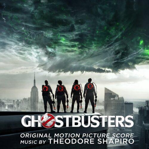 دانلود موسیقی متن فیلم Ghostbusters (شکارچیان روح)