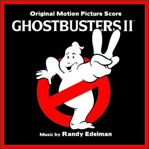 دانلود موسیقی متن فیلم Ghostbusters II (شکارچیان روح 2)