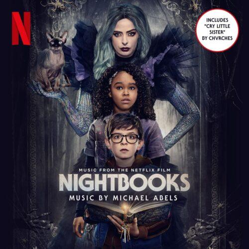 دانلود موسیقی متن فیلم Nightbooks (کتاب های شبانه)