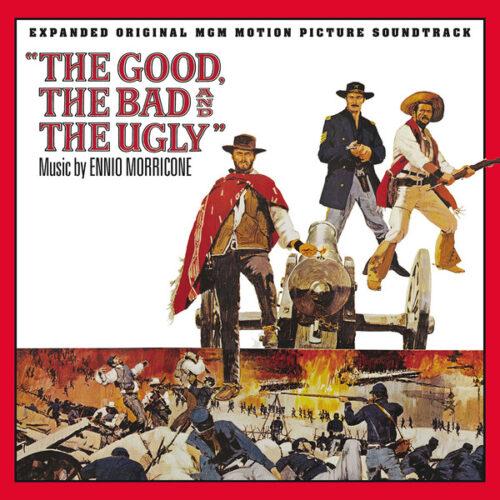 دانلود موسیقی متن فیلم The Good the Bad and the Ugly (خوب بد زشت)