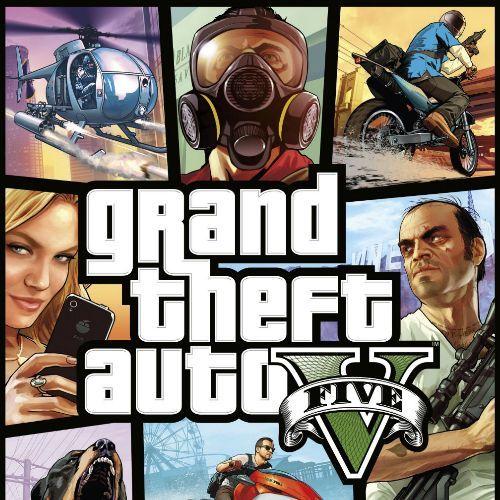 دانلود موسیقی متن بازی Grand Theft Auto V (اتومبیل دزدی بزرگ 5)