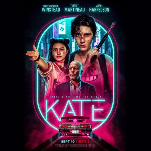 دانلود موسیقی متن فیلم Kate (کیت)