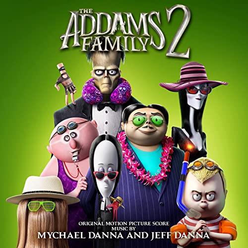 دانلود موسیقی متن انیمیشن The Addams Family 2 (خانواده آدامز 2)
